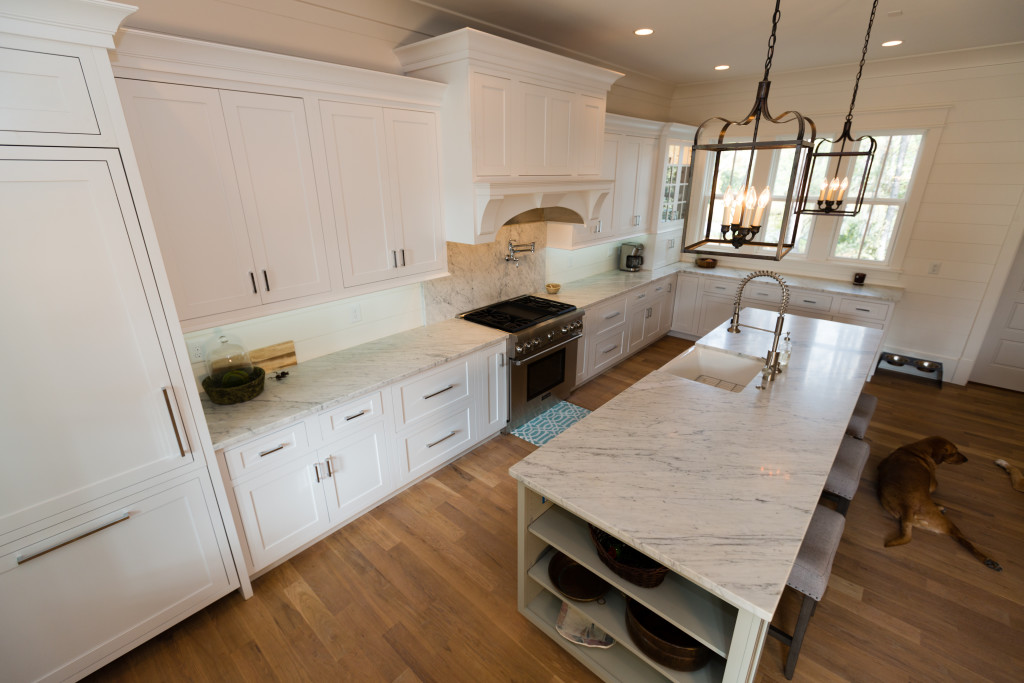 Mount Pleasant Kitchen New Construction Magnolia 1105