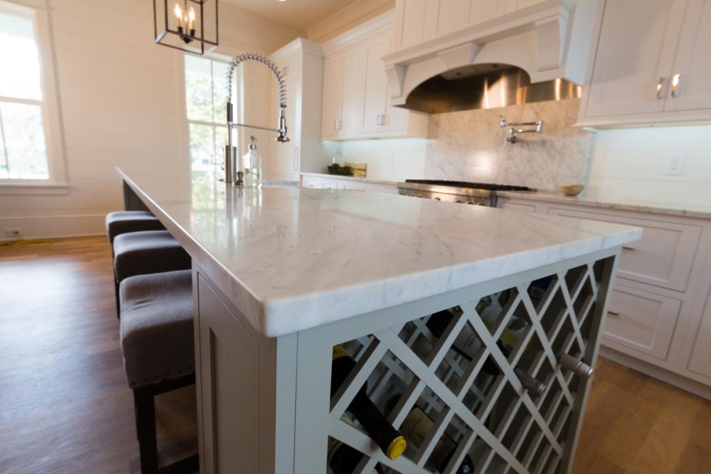 Mount Pleasant Kitchen New Construction Magnolia 1123